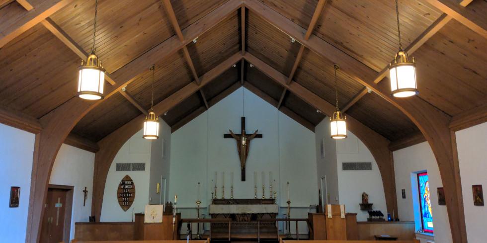 Anglo-Catholic parish in Southern Virginia